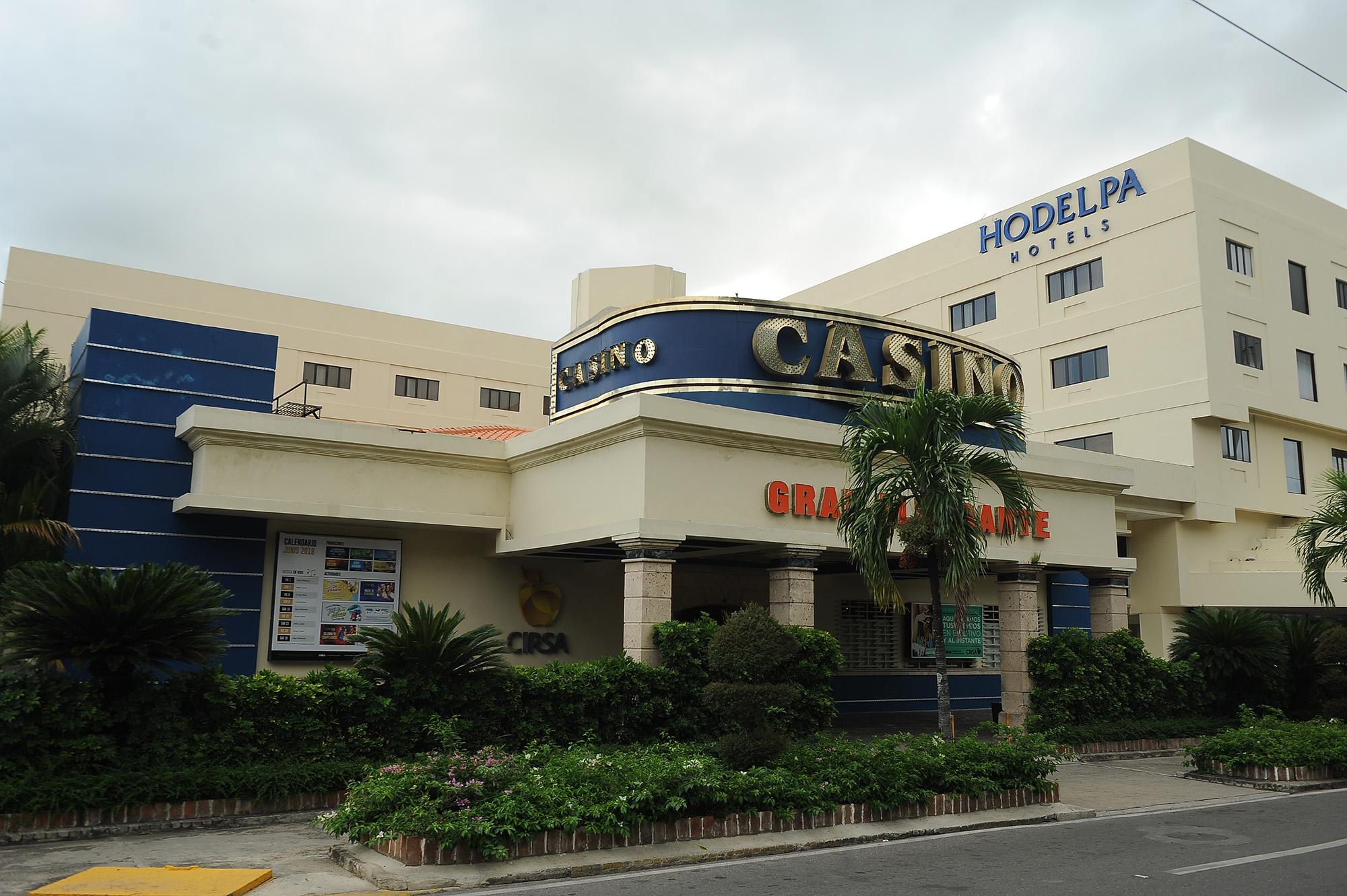 Casino Gran Almirante exterior