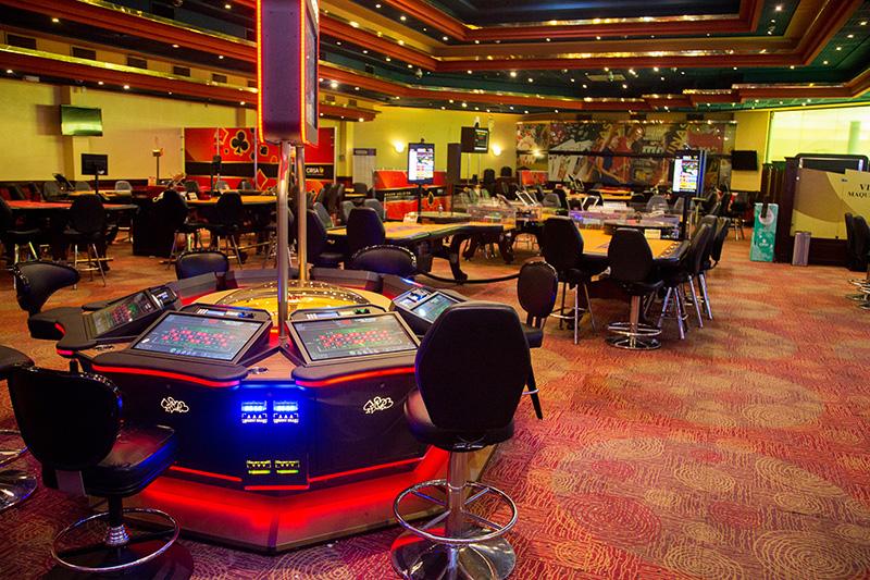 Casino Gran Almirante interior