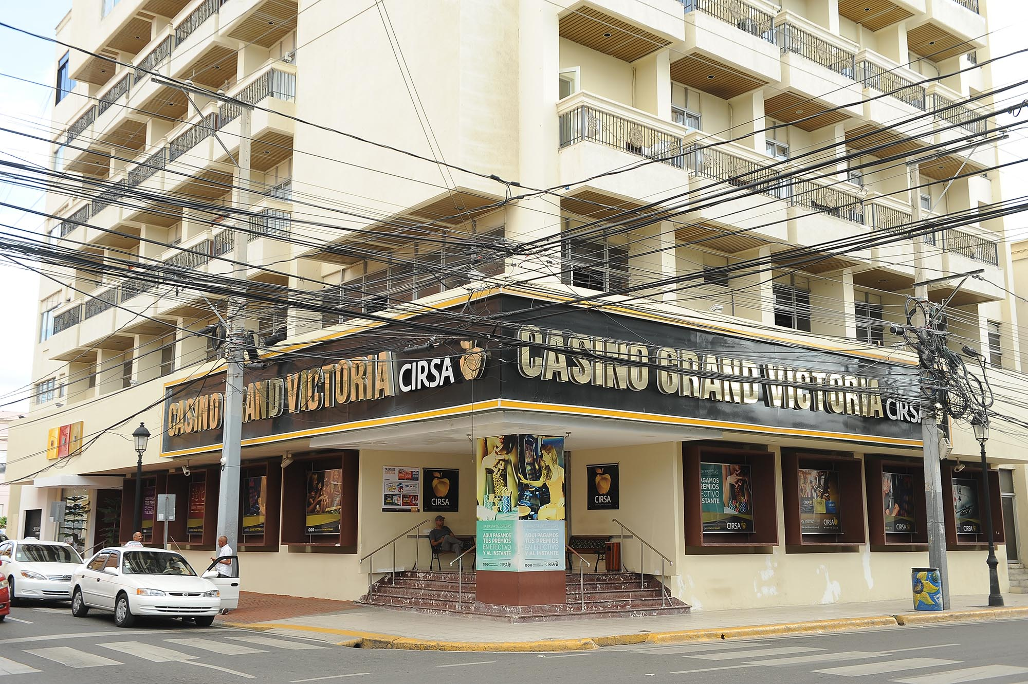Casino Gran Victoria exterior